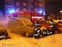 Požár auta - 21. 2. 2013