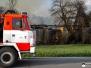 Požár stodoly - 25. 4. 2013