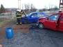 Dopravní nehoda - 3. 1. 2014