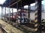 Železniční nehoda - 6. 1. 2014