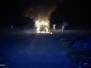Požár užitkového automobilu - 3. 8. 2014