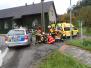 Dopravní nehoda, Vlčovice - 15. 10. 2014