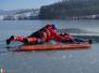Výcvik na zamrzlé hladině - 20. 2. 2015
