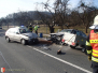 Dopravní nehoda - 10. 3. 2015