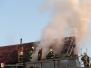 Požár RD, Příbor - 19. 3. 2015