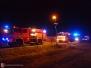 Výbuch a následný požár chaty - 13. 8. 2015
