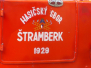 Oslavy 140 let hasičů ve Štramberku