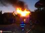 Požár chatky - 22. 8. 2019