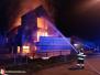 Požár dřevostavby  - 26. 11. 2019