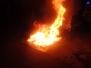 Požár kontejneru - 15. 10. 2016
