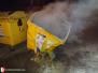 Požár kontejneru, Alšova - 31. 12. 2016