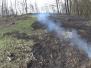 Požár lesního porostu - 5. 4. 2019