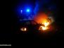 Požár osobního automobilu - 28. 9. 2016