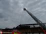 Požár střešní konstrukce - 6. 9. 2019