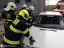 Vyprošťování osob z havarovaných vozidel